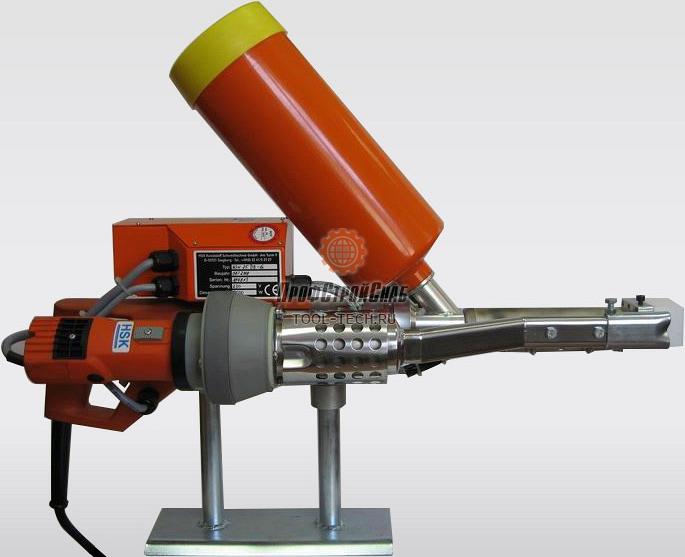 Ручной сварочный экструдер HSK 25 DE-G –