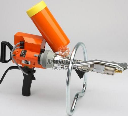 Ручной сварочный экструдер HSK 60 DE-G 01013
