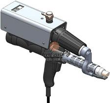 Ручной сварочный миниэкструдер Munsch Mini-E K04354