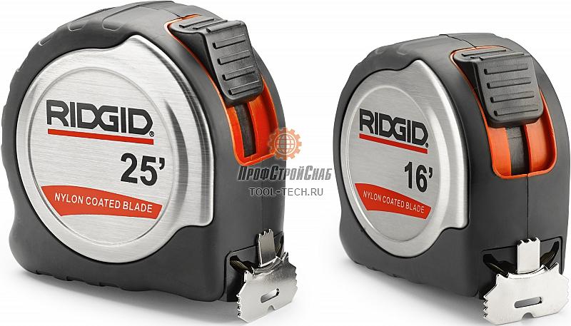 Рулетка строительная измерительная RIDGID 316-IM