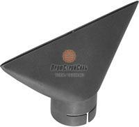 Щелевая насадка для промышленного фена 300 × 5 мм Forsthoff F4024