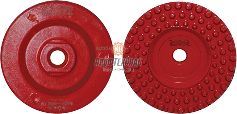 Шлифовальная чашка на полимерной основе Messer BG/R 03-04-100