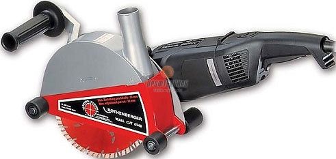 Штроборез бороздодел Rothenberger WALL CUT 6540 FF40041