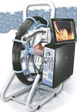 Система телеинспекции трубопроводов G.Drexl Mini 3000 Color D.3000-S1