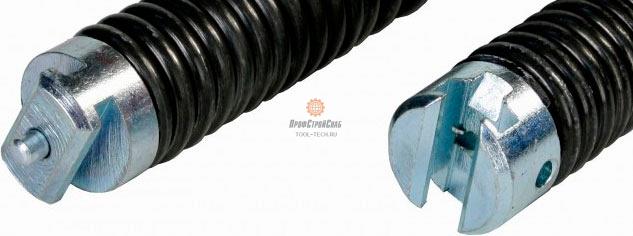 Спираль для прочистки канализации KERN O 16, 22, 32 мм 0403001