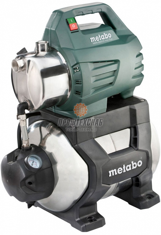Станция насосная Metabo HWW 4500/25 INOX PLUS 600973000