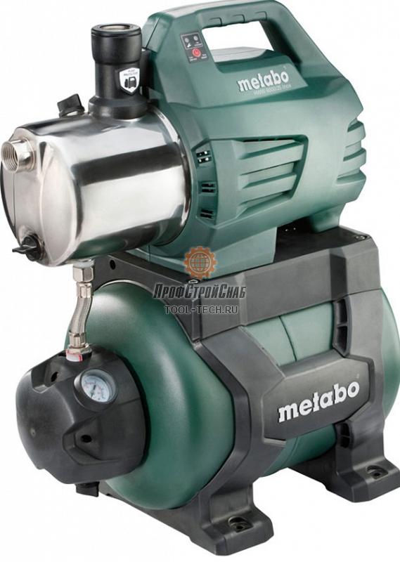Автоматическая насосная станция Metabo HWW 6000/25 INOX 600975000