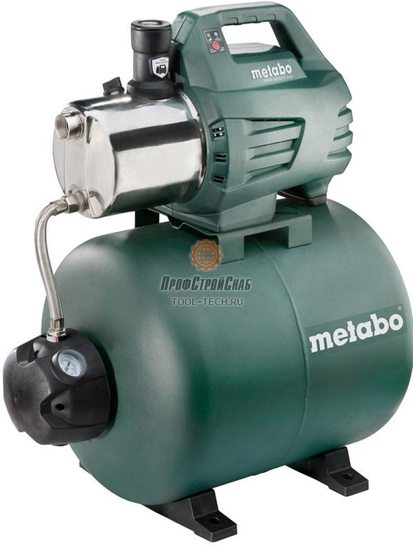 Автоматическая насосная станция Metabo HWW 6000/50 INOX 600976000