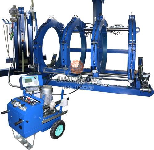 Стыковая сварочная машина для полиэтиленовых труб Uponor Infra PT 1600 HR PT1600HR