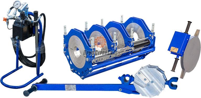 Сварочная машина для полиэтиленовых труб Волжанин ССПТ-315 ССПТ-315М