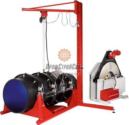 Сварочная машина для стыковой сварки труб Rothenberger ROWELD P 1200 B Professional 54254
