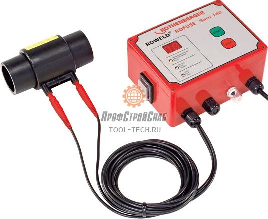 Сварочный аппарат для электромуфтовой сварки Rothenberger ROWELD ROFUSE Sani 160 54230