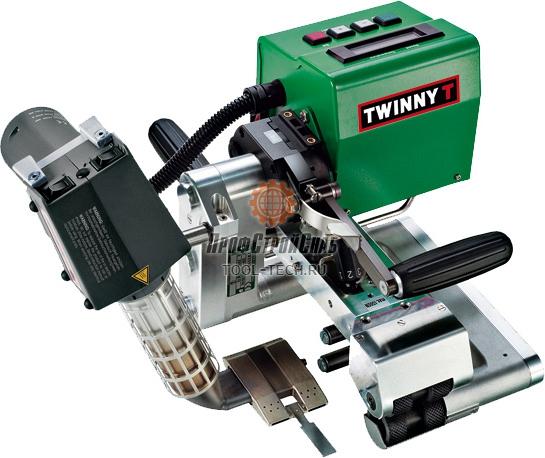 Сварочный аппарат с комбинированным клином Leister TWINNY T 107.562