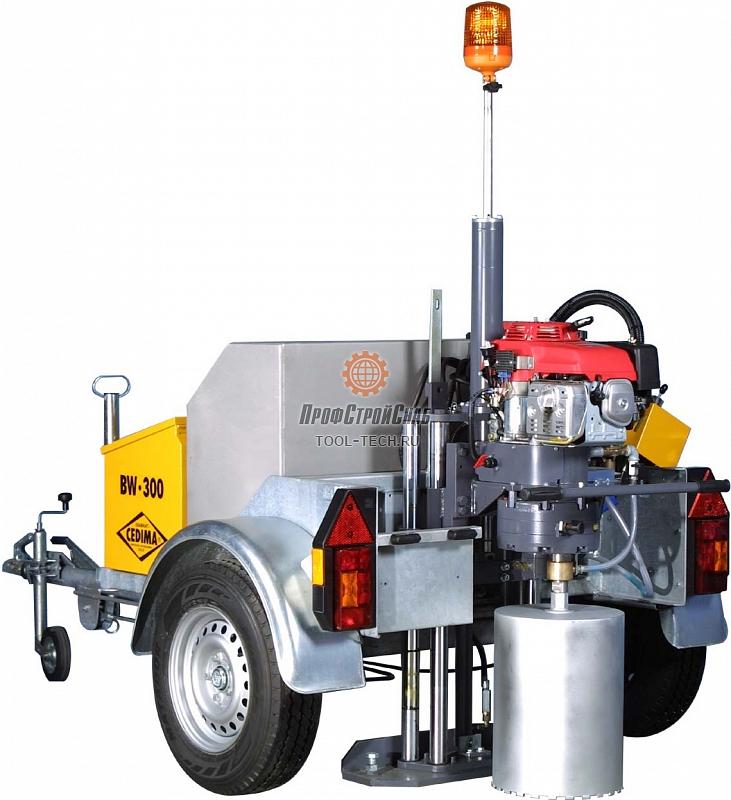 Сверлильный прицеп Cedima BW-300 Приспособление для засверливания