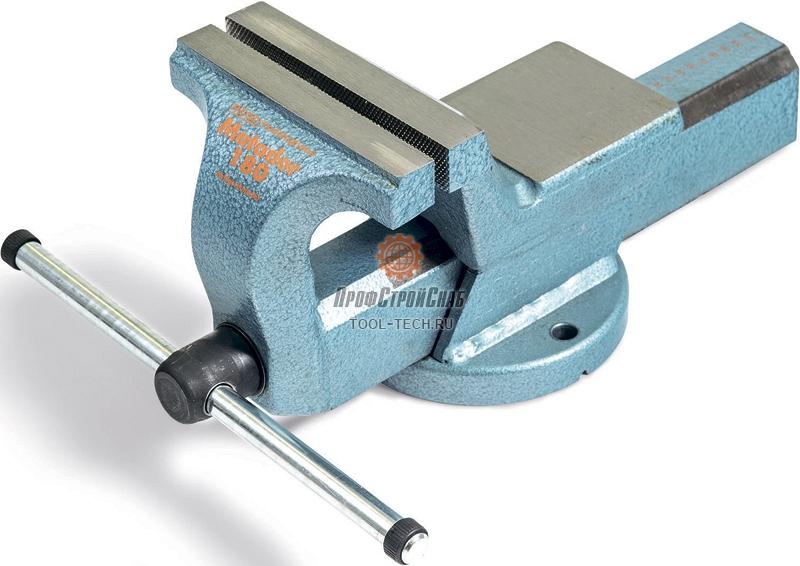 Тиски слесарные верстачные с наковальней Ridgid Matador 180 10807