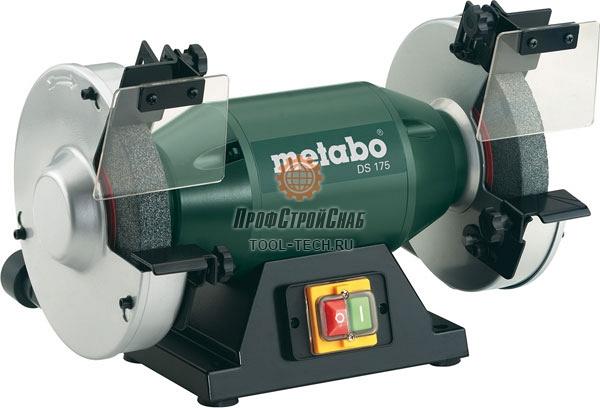 Точильный станок Metabo DS 175 619175000