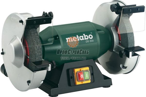 Станок точильный электрический Metabo DS 200 619200000