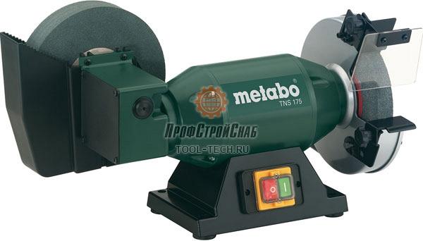 Точильный станок Metabo TNS 175 611750000