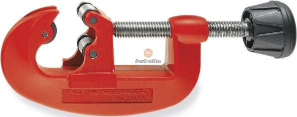 Труборез ручной для медных труб Rothenberger TUBE CUTTER 50 PRO 70065