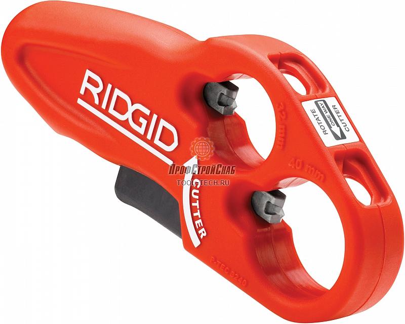 Труборез для пластиковых труб Ridgid P-TEC 3240 37463