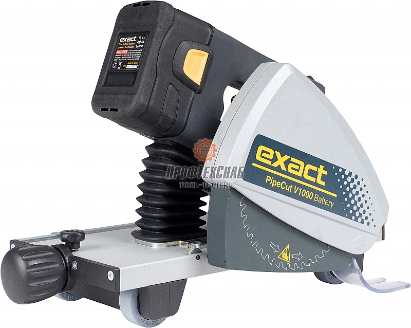 Труборез электрический аккумуляторный Exact PipeCut V1000 Battery System 7048116