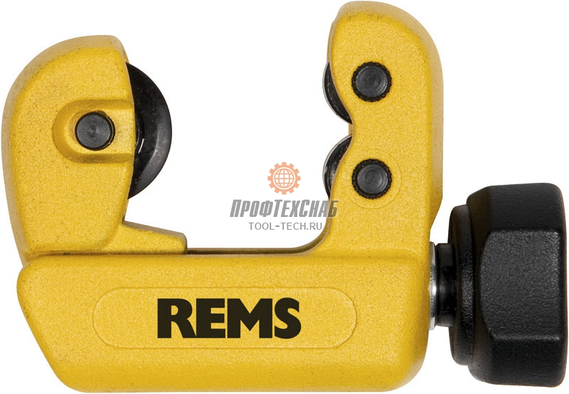 Труборез ручной для медных и нержавеющих труб Rems RAS Cu-INOX 3-28 Mini 113240