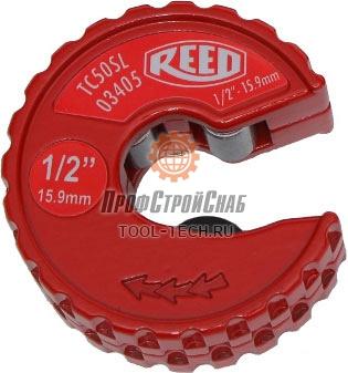 Труборез ручной для медных и пластиковых труб Reed TC50SLR 03404