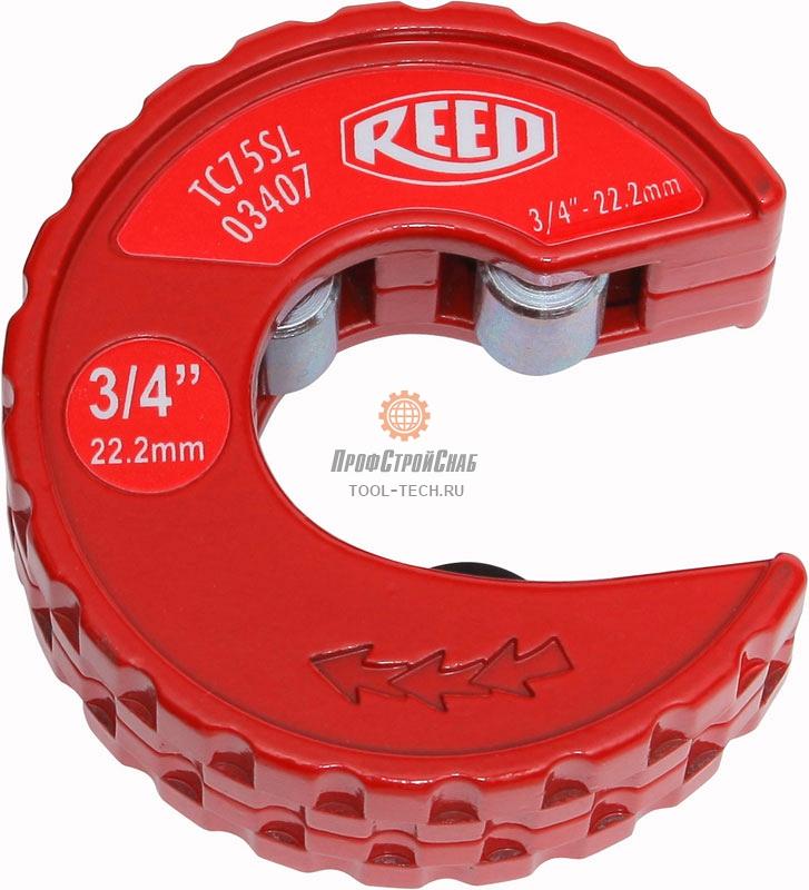 Труборез ручной для медных и пластиковых труб Reed TC75SLR 03406
