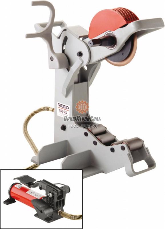 Труборез с электроприводом RIDGID 258-XL 58227