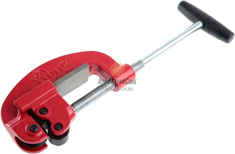 Труборез для металлических труб Voll V-CUT 2