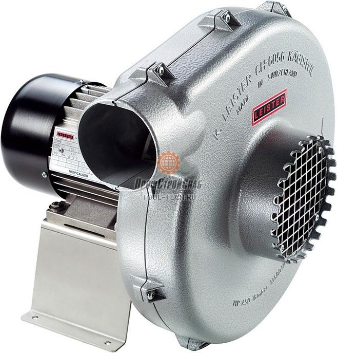 Центробежный вентилятор среднего давления Leister ASO