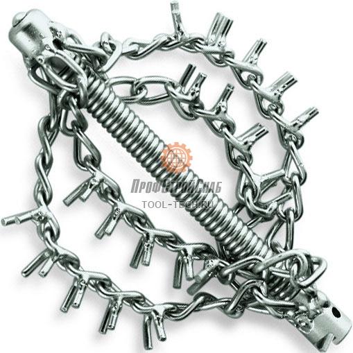 Цепная насадка без кольца с 4-мя цепями с шипами Rothenberger 72188