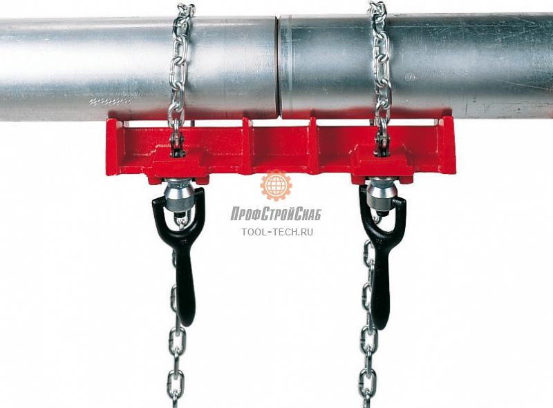 Цепные тиски для сварки прямых труб RIDGID 461 40220