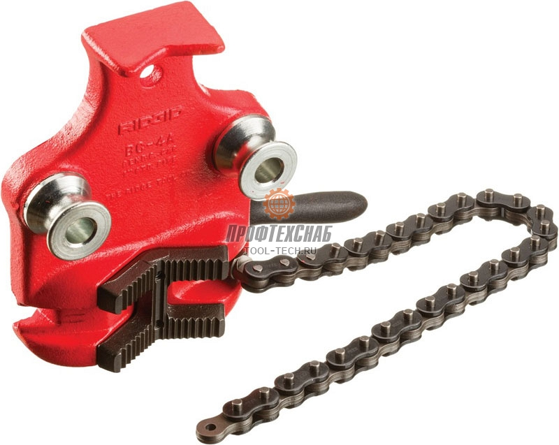 Цепные трубные тиски Ridgid BC-4A 40180