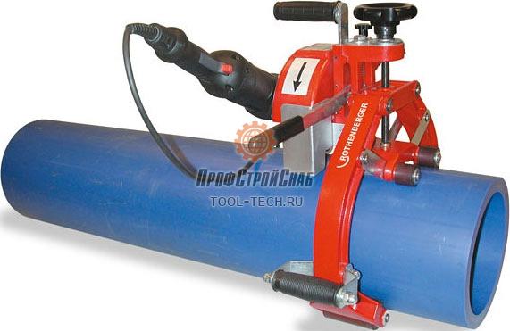 Циркулярная пила для резки пластиковых труб Rothenberger ROCUT UKS 160 / 355 1000000532