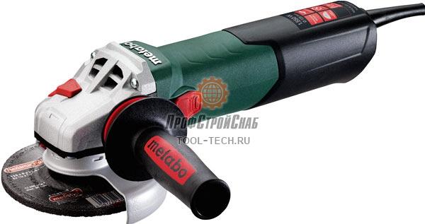Углошлифовальная машина Metabo WEV 15-125 Quick 600468000