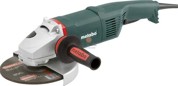 Углошлифовальная машина Metabo WX 17-180 600179000