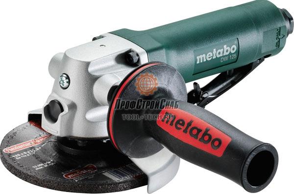 Угловая пневмошлифмашина Metabo DW 125 601556000