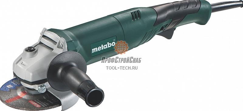 Угловая шлифмашина Metabo W 1080-125 RT 606724000