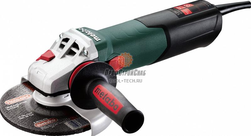 Угловая шлифмашина Metabo W 12-150 Quick 600407000
