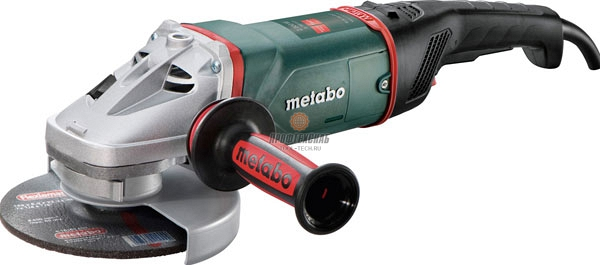 Угловая шлифмашина Metabo W 26-180 MVT 606473000