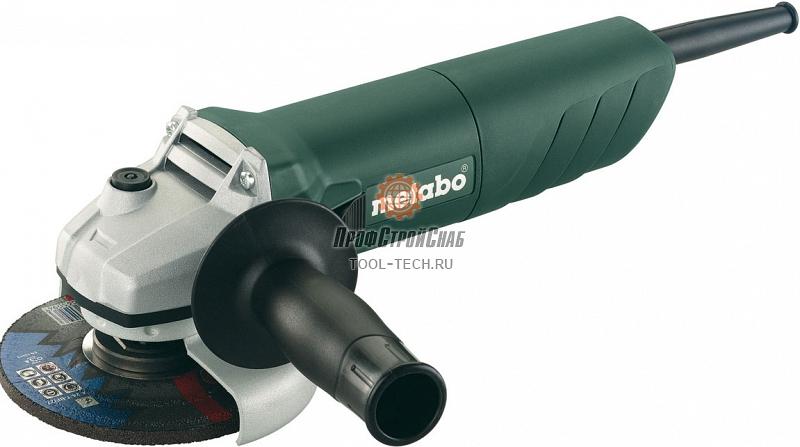 Угловая шлифмашина Metabo W 720-125 606726000