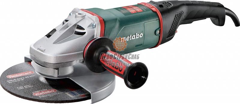 Угловая шлифмашина Metabo WEA 26-230 MVT Quick 606476000