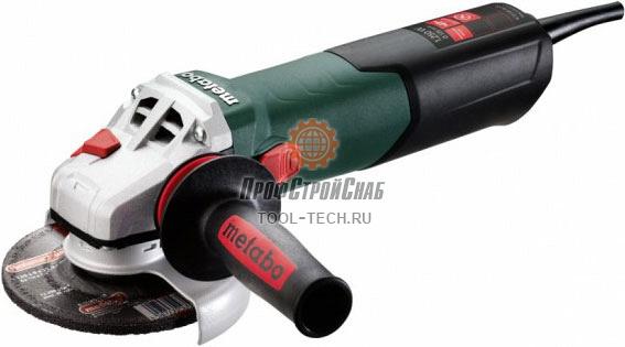 Угловая шлифовальная машина Metabo W 12-125 QUICK 600398000