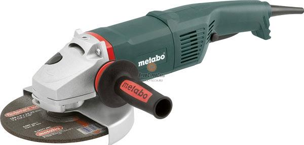 Угловая шлифовальная машина Metabo W 17-180 600179000