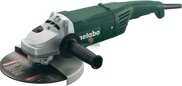 Угловая шлифовальная машина Metabo W 2000 606420000