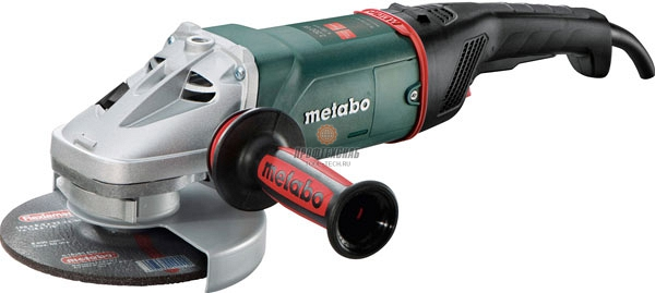 Угловая шлифовальная машина Metabo W 22-180 MVT 606461000