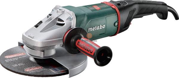 Угловая шлифовальная машина Metabo W 24-230 MVT 606467000