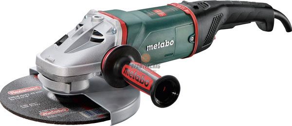 Угловая шлифовальная машина Metabo W 26-230 MVT 606474000