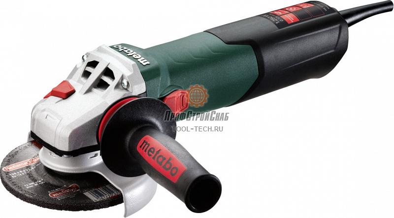 Угловая шлифовальная машина Metabo WA 12-125 QUICK 600422000